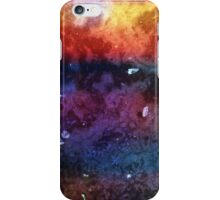Abstract film texture iPhone Case/Skin