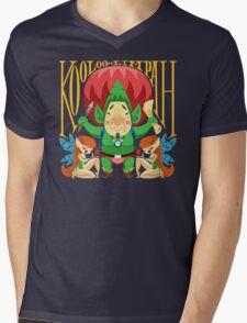 Tingle Mens V-Neck T-Shirt