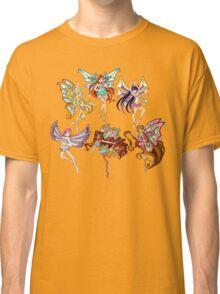 Winx Club Enchantix Classic T-Shirt