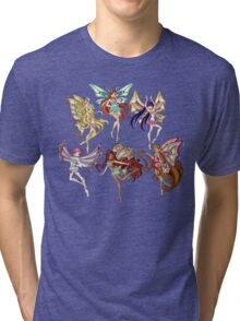 Winx Club Enchantix Tri-blend T-Shirt