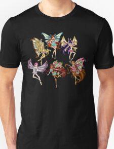 Winx Club Enchantix Unisex T-Shirt