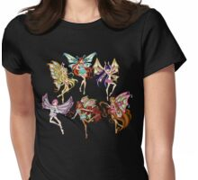 Winx Club Enchantix Womens Fitted T-Shirt