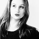 Sassy Pout - Studio Portrait by Daisy-May