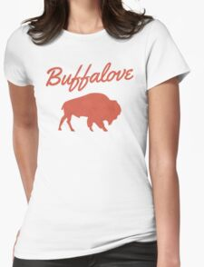 Buffalove Womens Fitted T-Shirt