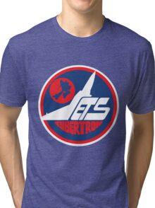 Cybertron Jets - Away Tri-blend T-Shirt