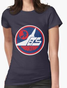 Cybertron Jets - Away Womens Fitted T-Shirt