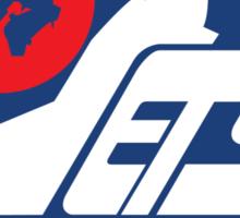 Cybertron Jets - Away Sticker