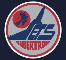 Cybertron Jets - Alternate Kids Tee