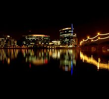 Wonder of Lights and Reflections by K D Graves Photography