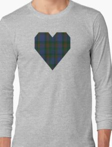 00116 Nova Scotia District Tartan  Long Sleeve T-Shirt