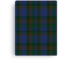 00116 Nova Scotia District Tartan  Canvas Print