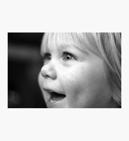 Happy Childhood Photographic Print