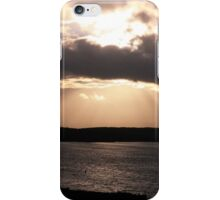 Rays of God iPhone Case/Skin