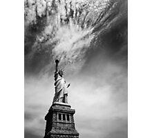 NYC: Miss Liberty Photographic Print