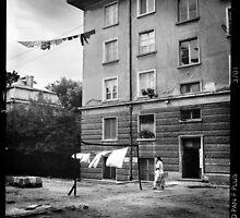 Yard by Stefan Kutsarov