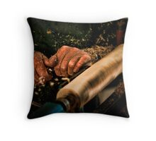 ...the turner... Throw Pillow
