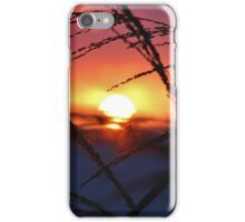 Carolina Sunset iPhone Case/Skin