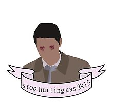 Stop Hurting Cas 2k15 - s10 by pokemoose