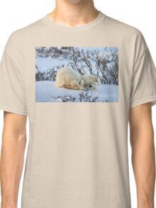 Yoga Bear twist Classic T-Shirt