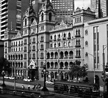 The Windsor Hotel - Melbourne by skyebelle