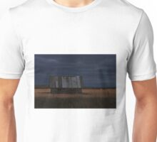 The Shack In The Field At Sundown Unisex T-Shirt