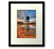 Dreams Trampled Framed Print