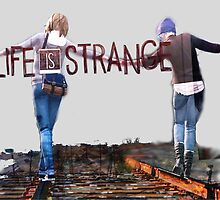 Railroad (Life is Strange) by Spencer Siefke