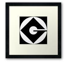 GRU Labs Framed Print