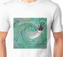 inverted trip hand Unisex T-Shirt
