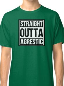 Straight Outta Agrestic Classic T-Shirt