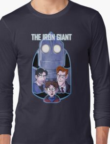 The Iron Giant Long Sleeve T-Shirt
