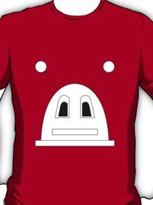Robot (Basic) Filled face T-Shirt