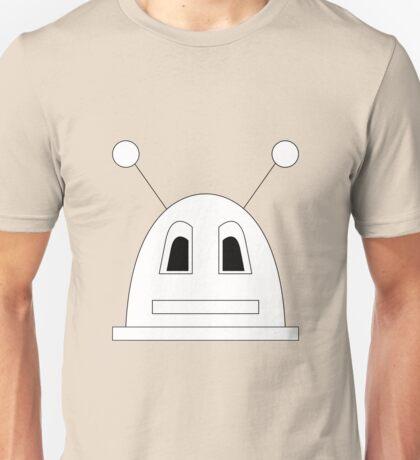 Robot (Basic) Filled face Unisex T-Shirt