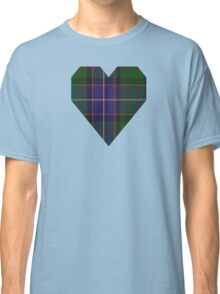 00117 Ontario (District) Tartan  Classic T-Shirt