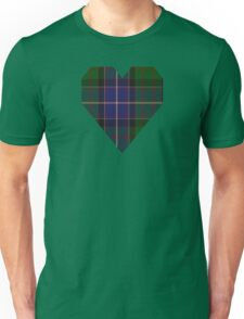 00117 Ontario (District) Tartan  Unisex T-Shirt