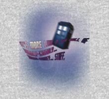Wibbly-wobbly... timey-wimey... stuff. - Doctor Who Kids Tee