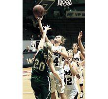 UIndy vs Missouri St 8 Photographic Print