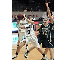 UIndy vs Missouri St 7 Photographic Print