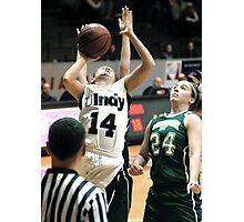 UIndy vs Missouri St 6 Photographic Print