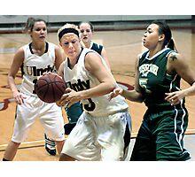 UIndy vs Missouri St 2 Photographic Print