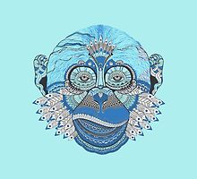 Colorful Monkey by sale
