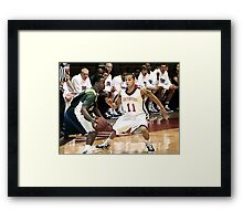 Missouri vs UIndy 9 Framed Print