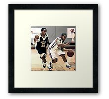 Missouri vs UIndy 8 Framed Print