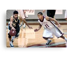 Missouri vs UIndy 7 Canvas Print
