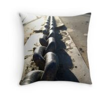 The Strongest Link - Portrait Throw Pillow