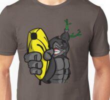 Guns Don't Kill People, Bananas Do! Unisex T-Shirt