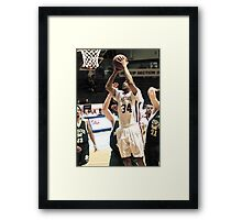 UIndy vs Missouri St 6 Framed Print