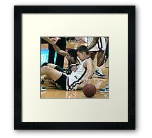 UIndy vs Missouri St 5 Framed Print
