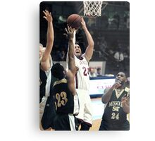 Missouri vs UIndy 4 Metal Print
