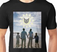 Bow to Kitty Sun God Unisex T-Shirt